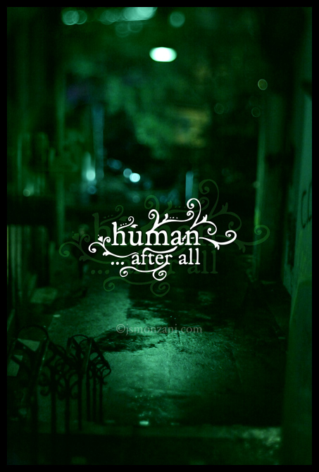 Human after all par jmonzani