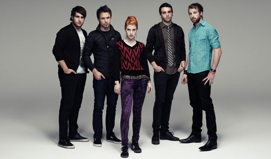 Paramore Brand New Eyes by Pabloan