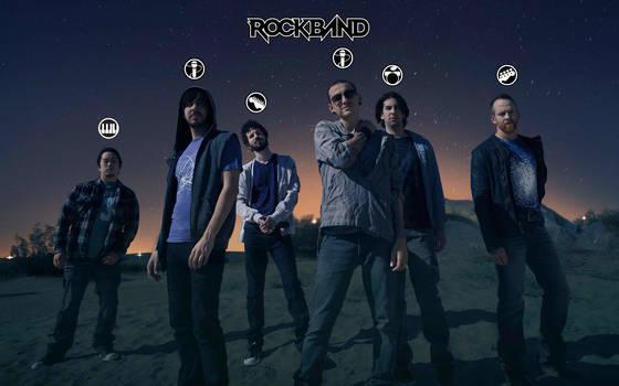 Linkin Park Rock Band I