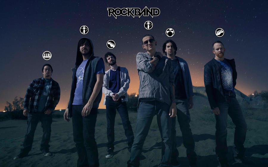 Image Result For Rock Band Linkin Park