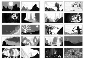 Composition Study