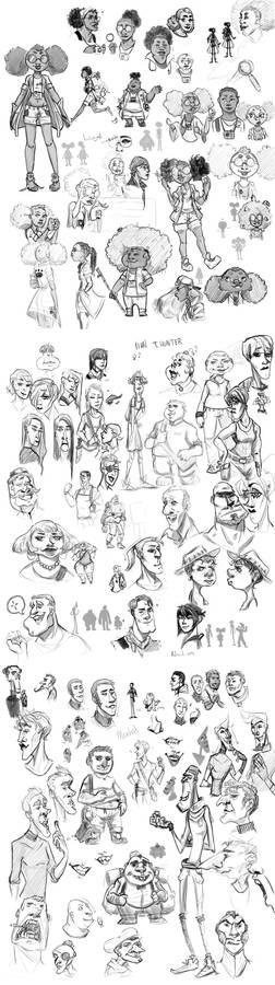 Character Study