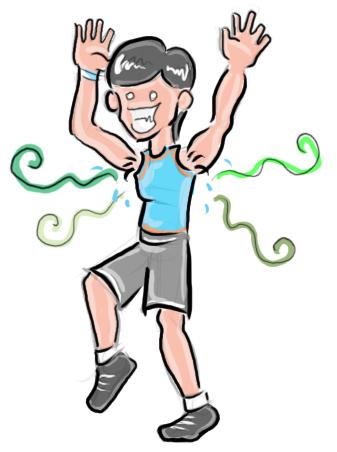 sexual husband shaves armpits sports sweats armpits hairless stinky lol