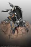 Helmet design #2
