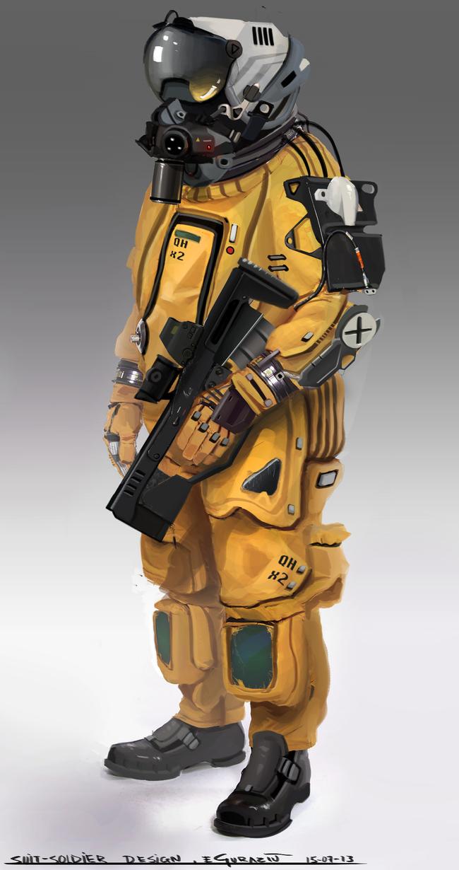 Suit Design by EdonGuraziu