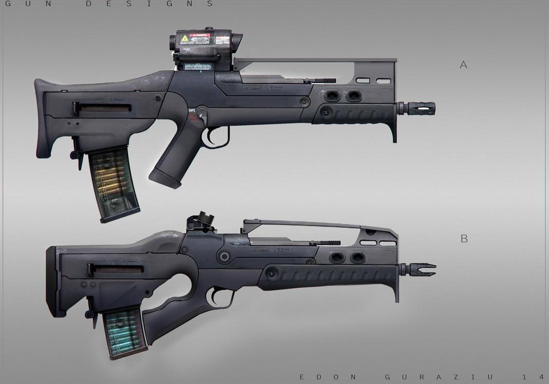 Modern Assault Platfor...