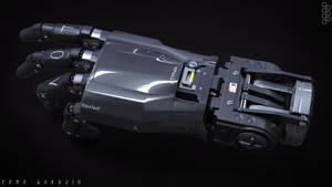 Robotic Hand- Concept by EdonGuraziu