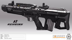 Behring CQB Concept