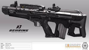 Behring CQB Concept