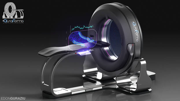 Futuristic MRI Design