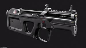 'Bulldog' Future Weapon Design