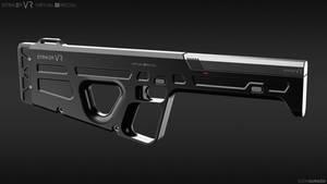 HAPTECH/StrikerVR Weapon Design