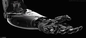 Bionic Arm Concept Design
