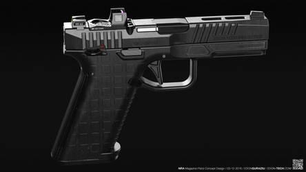 NRA Magazine 2018 Volume - Pistol Concept Design