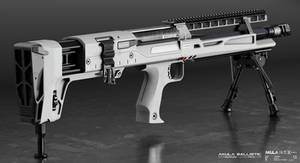 AKULA BALLISTIC White - Concept Design