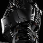 GURA Corp Droid Concept Design