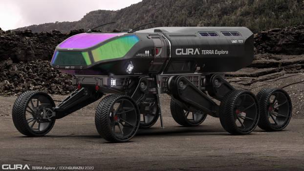 GURA Terra Explora Vehicle Design