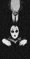 Slenderman and Masky doodle