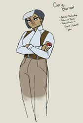Pokemon Trainer - Carrie Barrow