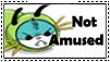Nanaku Not Amused stamp by mythcraze776
