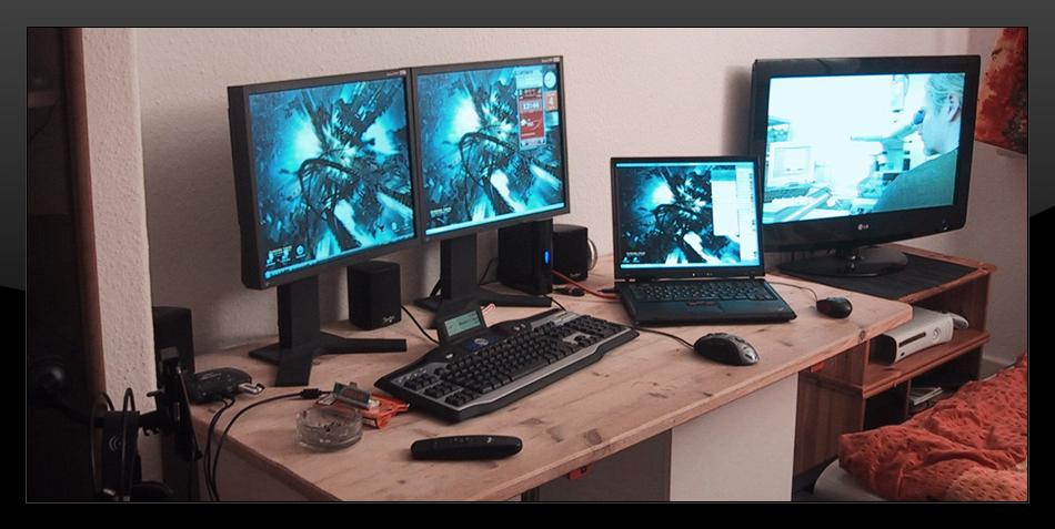 Ghoses - Desktop 2009 by killerking