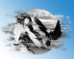 Yin Yang-Sky by joejonson75