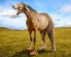 Veterinary horse by joejonson75