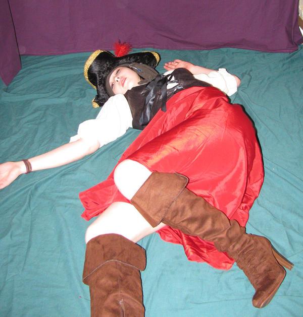 Pirate Girl 9 by Panda-Stock8