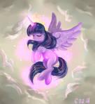 Twilight Sparkle alikorn