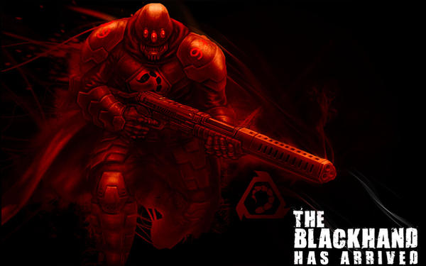 The Blackhand by Adder24