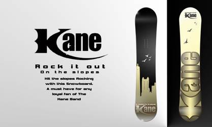 Christian Kane Snowboard by Adder24
