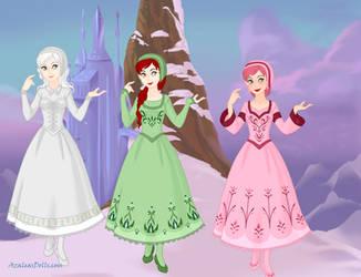 The Three Peasant Women