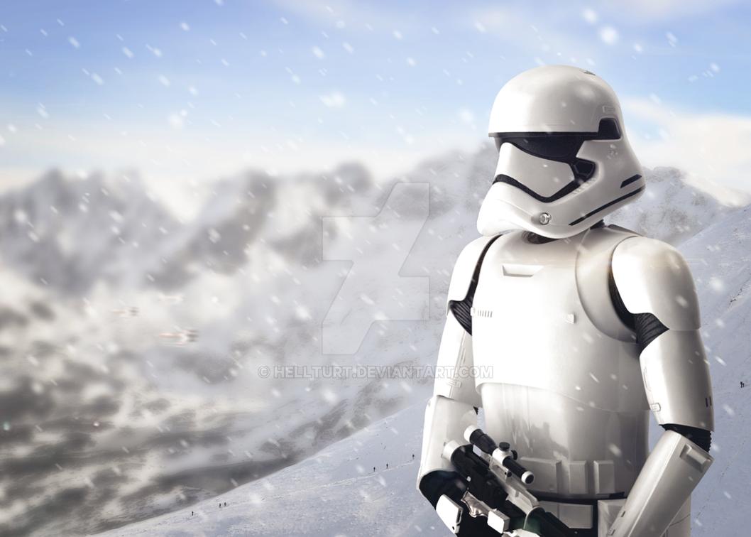 Stormtrooper by helltuRt
