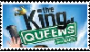 King Of Queens Stamp by neonbluebricks