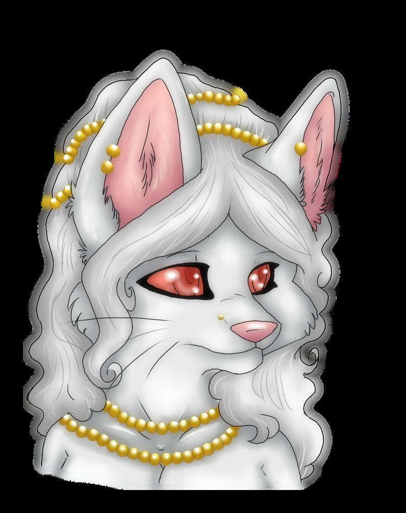 Fancy Kitty by WhiteCrowFH
