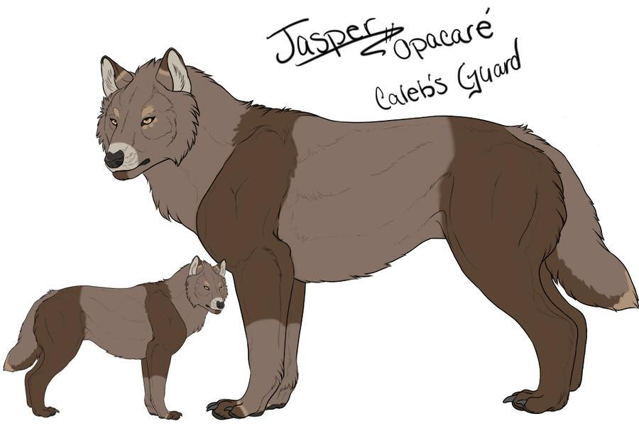 .:Jasper:. by WhiteCrowFH