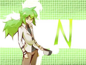 N by mewarrow