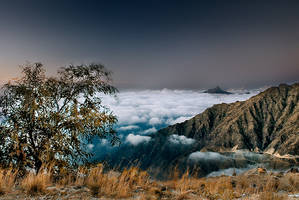 above the clouds by sultan-alghamdi
