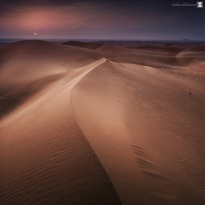 desert by sultan-alghamdi