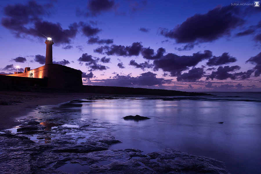 Lighthouse Beach by sultan-alghamdi