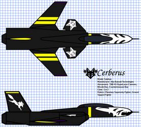 Kuro's Fighter Paint Scheme