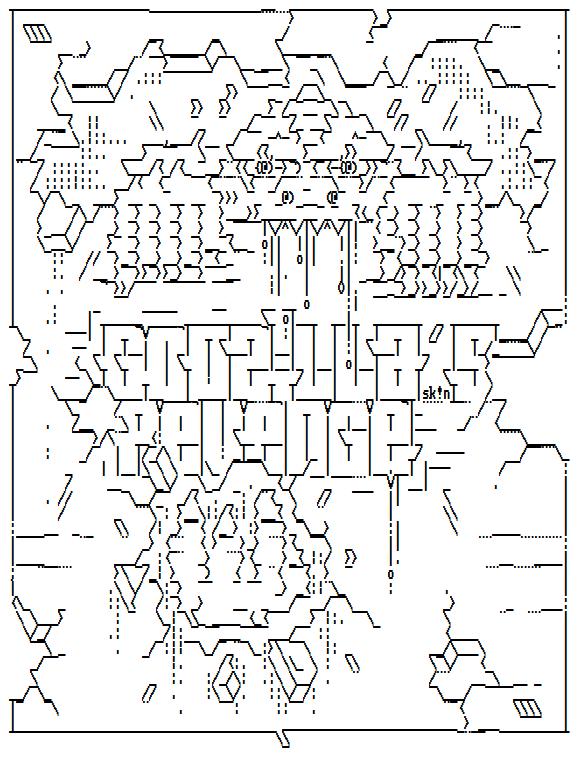 Godzillas Revenge [sk!n/deZign]