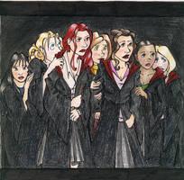 The Girls of the DA