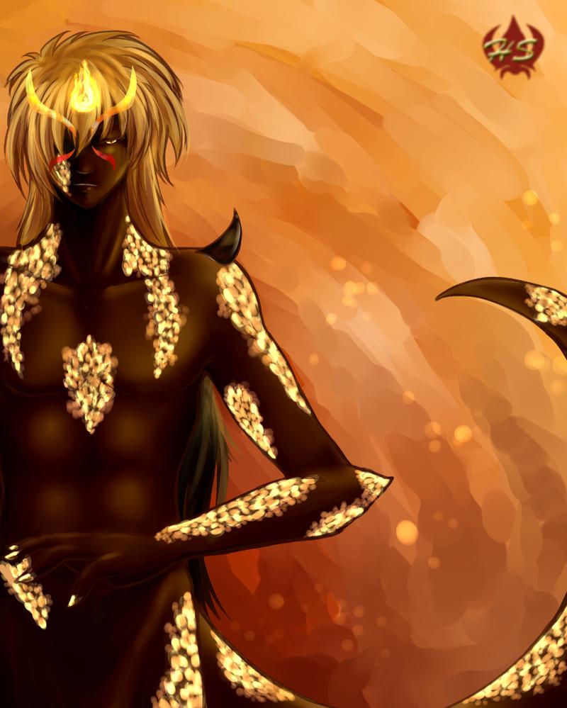 Lord Salamander by Hestia-Sama