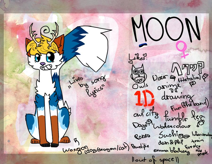 Mooncookiewolf's Profile Picture