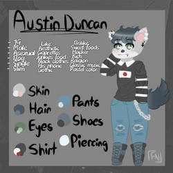 Austin Duncan | Reference