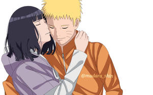 naruto and hinata by MadaraShinn