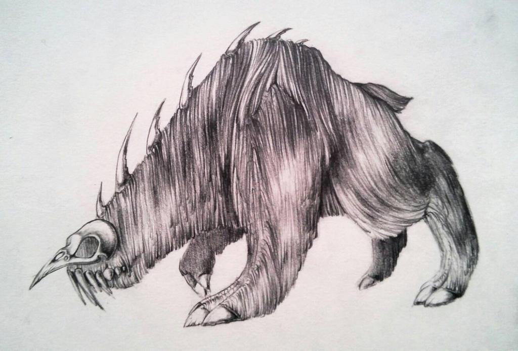 Monster by stormfugl