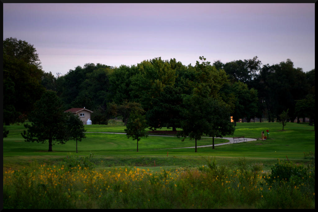 Golf Course by damndansdawg