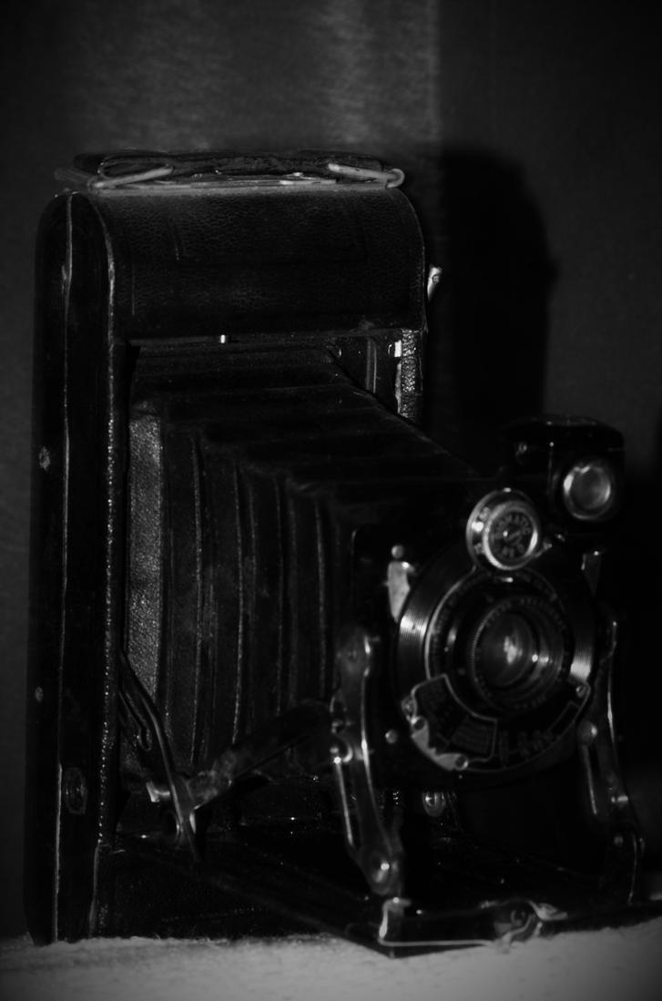 old kodak camera by damndansdawg